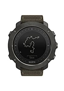 Suunto Traverse Alpha GPS Watch, Foliage