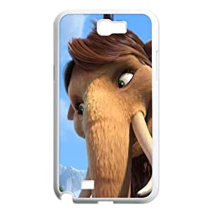 SamSung Galaxy Note2 7100 phone cases White Ice Age fashion cell phone cases UTRE3312440