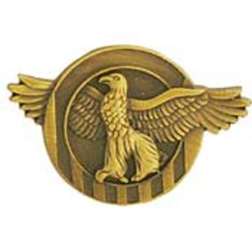 WWII Ruptured Duck Honorable Discharge Pin 7/8