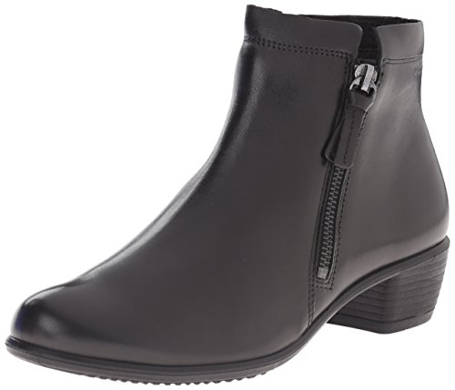 Ecco Footwear Womens Touch 35 BK Dress Boot, Black, 38 EU/7-7.5 M US by ECCO