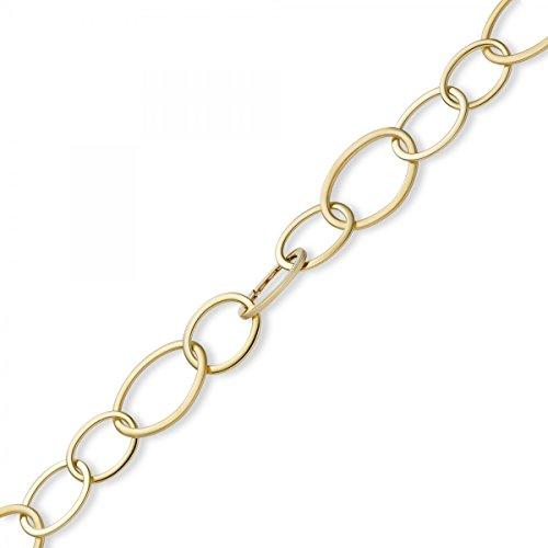 28mm Imagination-Bracelet loin Bras Ancre de chaîne Bijou Bracelet en or jaune 58521cm