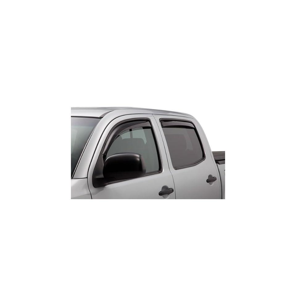 WeatherTech   72151   1992   2011 Ford Crown Victoria Light Side Window Deflector Full Set