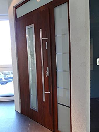 O 104 Oblique Modern Stainless Steel Sus304 Entrance Entry