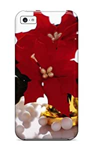 fenglinlinNannette J. Arroyo's Shop 7796611K90017787 Premium Holiday Christmas Heavy-duty Protection Case For iphone 4/4s