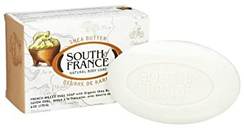 South of France Shea Butter Bar Soap 6 Ounce Pack of 8 bars