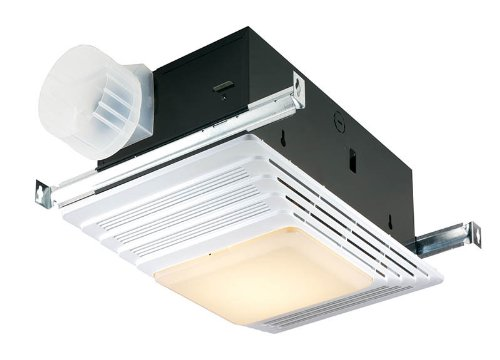 lovely Broan 655F Finish Pack. Heater/Fan/Light Assembly and Grille, 100W Light, 1300W Heater, 70 CFM