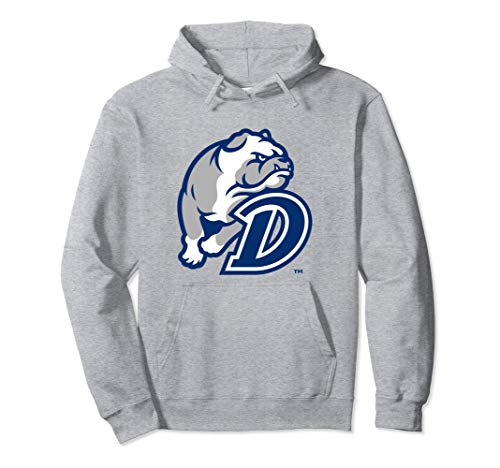 Drake University Bulldogs Hoodie PPDRU02