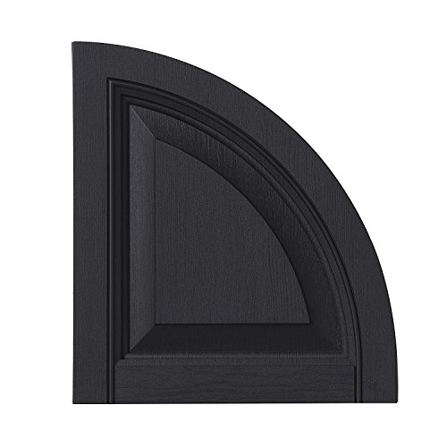 PlyGem Shutters and Accents ARCH15RP 33 Raised Panel Arch...