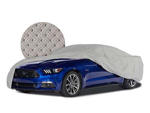 CoverMates - Semi-Custom Car Cover - Up to 14'6'' - Select Collection - 4 YR Warranty- Grey by CoverMates