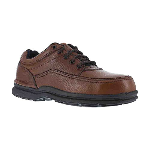 Rockport Shoes: Men's Steel Toe ESD Work Shoes RK6762-10.5EW by Rockport