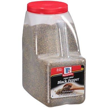 McCormick Table Grind Black Pepper (80 oz.)