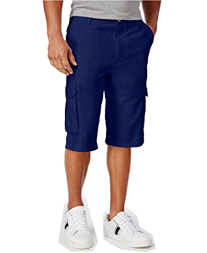 sean-john-mens-lamb-cargo-shorts-32-navy