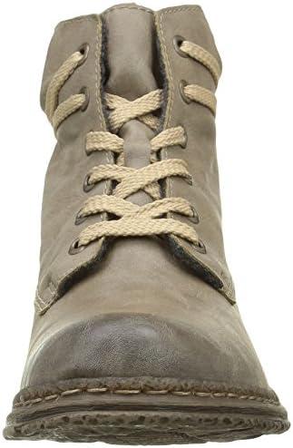 Rieker Damen 74220 Kurzschaft Stiefel