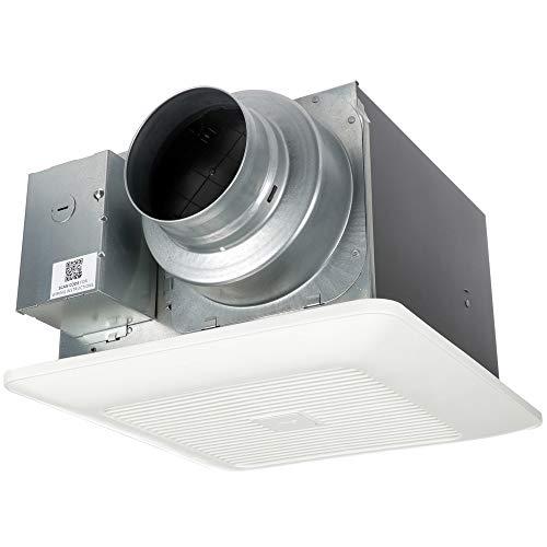 Panasonic FV-05-11VK2 WhisperGreen Select Customizable Ventilation Fan, Speed Selector 50-80-110 CFM, Quiet