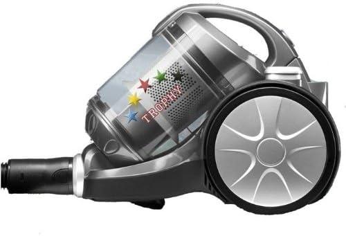 Dirt Devil M2819 Trophy - Aspiradora sin bolsa con cepillo para parqué y mini cepillo turbo: Amazon.es: Hogar