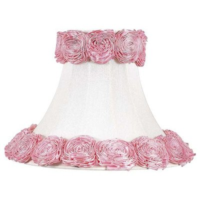 Jubilee Collection 4210 Ring of Roses Shade, - Rose Jubilee