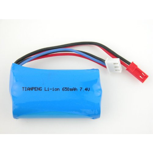 Double Horse Rc Helicopter (Brand New Replacement 7.4V Original Battery For Double Horse 9116 RC Helicopter)