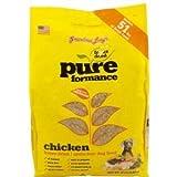 Grandma Lucy's Pureformance – Freeze Dried Chicken – 10 lb, My Pet Supplies