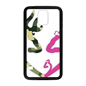 SKCASE Cover Case for Samsung Galaxy S6 Country Girl Hot Pink Camo Buck Camouflage