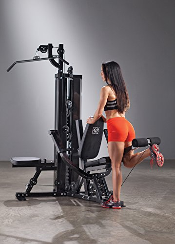 Marcy Pro 200 Lbs Resistance Circuit Trainer - Two-Station ...
