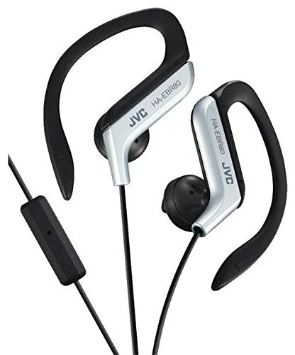 Sport-Clip in-Ear Ear-Clip Headphones with Microphone and Remote (Jvc Sportclip Earbud Headphones)