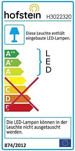 2-flammige LED Design Decken Lampe Aranu Flur Dielen Wohn Schlaf Zimmer Leuchte