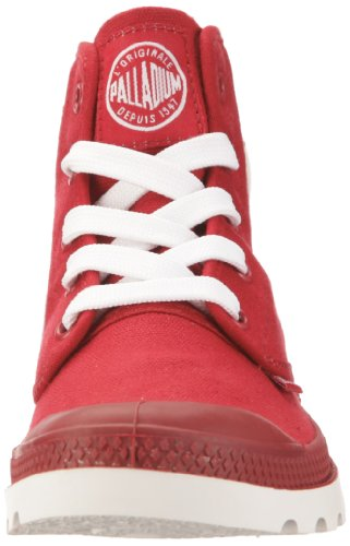 Palladium Blanc Hi~Rio Red/White~M - Zapatos Rojo