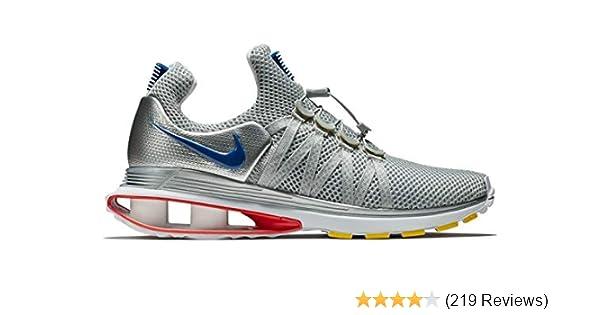 new concept 684af b8dd3 switzerland mens womens white navy blue nike shox nz running shoes 99fd1  adbe9  coupon code amazon nike shox gravity mens running shoe athletic  61955 4f82b