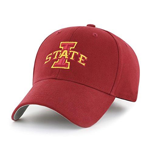 State Cyclones Nfl Iowa (OTS NCAA Iowa State Cyclones Children Cinch All-Star MVP Adjustable Hat, Toddler, Razor Red)