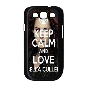 Customised Case Keep Calm And Samsung Galaxy S3 I9300 UHN1045424