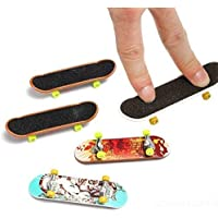 ANAB GI 5pcs Pack Finger Board skateboard Boy Child Toy (very small) different design