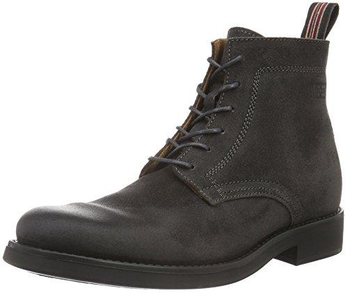 Napapijri Alvin, Zapatillas de Estar por Casa para Hombre Gris - Grau (Dark Grey N88)