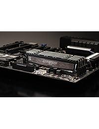 Ballistix Sport LT 4GB Single DDR4 2400 MT s (PC4-19200) DIMM 288-Pin - BLS4G4D240FSE (rojo)
