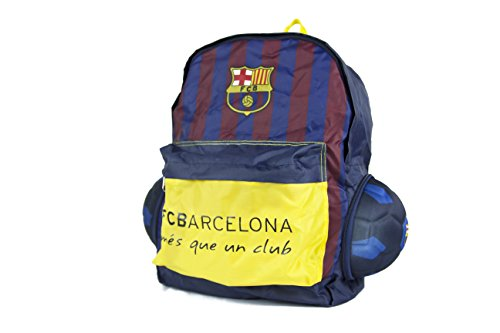 fan products of Official FC Barcelona Soccer Ball Backpack
