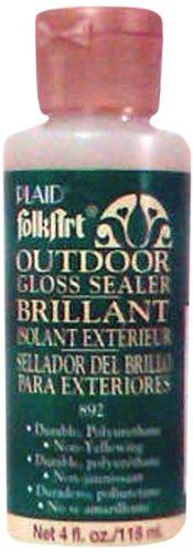 Folk Art 892 4-Ounce Outdoor Sealer, Gloss Finish