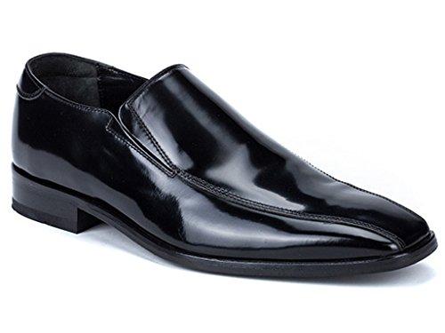 Martinelli BIG BEN 109-2 109-0111A_V13 - Zapatos sin cordones de cuero para hombre Negro