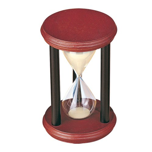 (Wooden Hourglass Sand Timer)