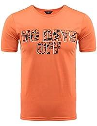 Men's Short Sleeve Cool Running Graphic T-Shirt
