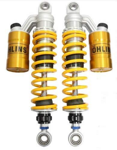 Ohlins HO819 Rear Shocks (Set of 2) for Honda Monkey, HO 819, HO819 ()