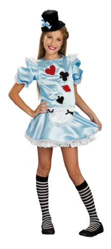 Tween Alice Costume - Johnny Blue Depp