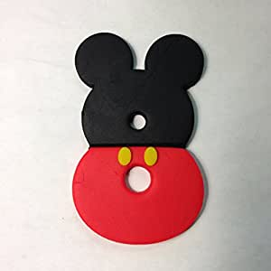 Mickey Number Eight Cookie Cutter Set (3 Inches)