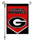 Fremont Die NCAA Georgia Bulldogs Garden Flag, 12'' x 16''