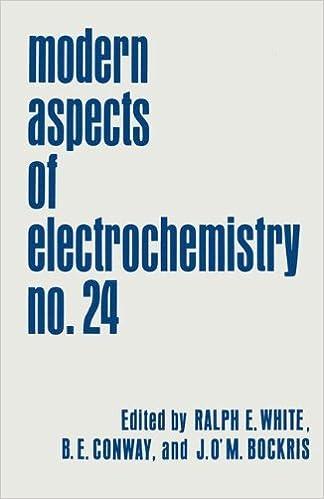 Book Modern Aspects of Electrochemistry 24: No. 24