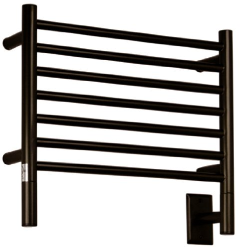 Jeeves HSO-20 20-1/2-Inch x 18-Inch Straight Towel Warmer, Oil Rubbed Bronze