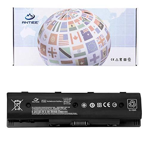 ANTIEE Compatible 58Wh P106 PI06 710416-001 High-Capacity Laptop Battery Replacement for HP Pavilion Envy TouchSmart 14 15 17 Series 14-E000 15-E000 15T-E000 15Z-E000 17-E000 17-J000 11.1V (Battery Notebook Large Capacity)