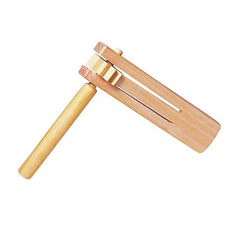 Goki - 2041999 - Accessoire Pour Instrument De Musique - Ratchet En Bois