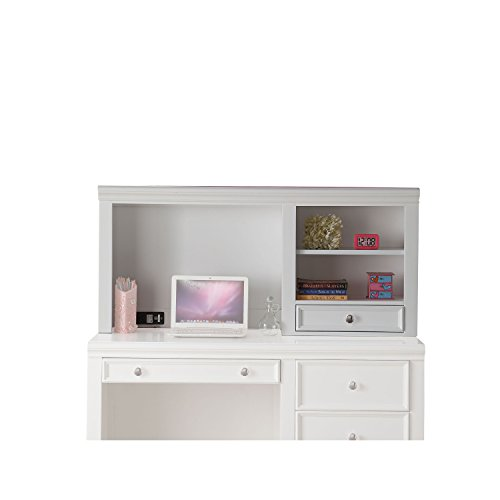 ACME Furniture 30606 Lacey Computer Hutch, White by Acme Furniture