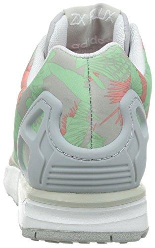 Adidas Originalals Zx Flux Donna Scarpe Da Ginnastica / Scarpe Verdi