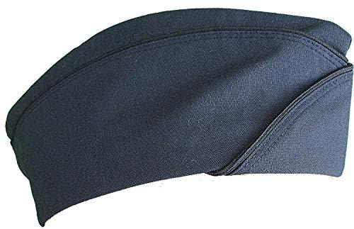 (Genuine U.S. Air Force Garrison CAP (Flight Cap) - BLUE - SIZE 7 3/4)