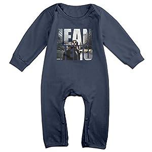 MIT5 Baby Jean Reno Romper Bodysuit Outfits 24 Months